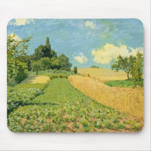 The Cornfield Mouse Pad