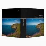 The Cornish Coast · Photo Book 3 Ring Binders