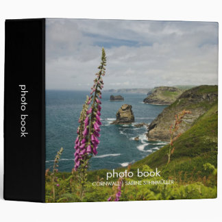 The Cornish Coast Photo Book Binder