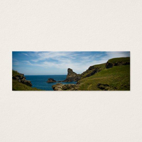 The Cornish Coast Profile Card