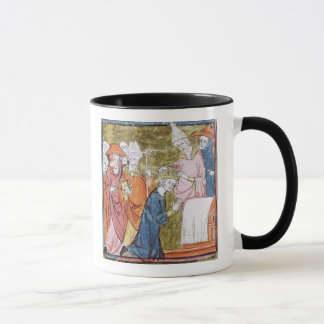 The Coronation of Emperor Charlemagne Mug