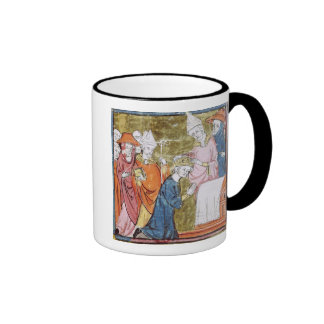 The Coronation of Emperor Charlemagne Mugs