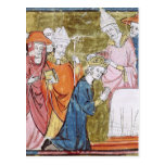 The Coronation of Emperor Charlemagne Postcard