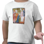 The Coronation of Emperor Charlemagne Tee Shirt