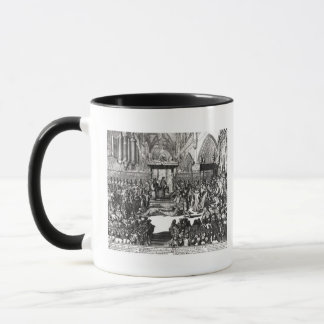 The Coronation of King George I Mug