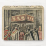 The Coronation of King George V Mouse Pad