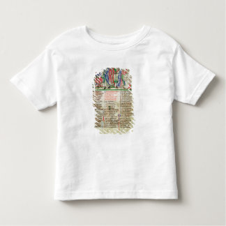 The Coronation of King Henry II's son Toddler T-shirt