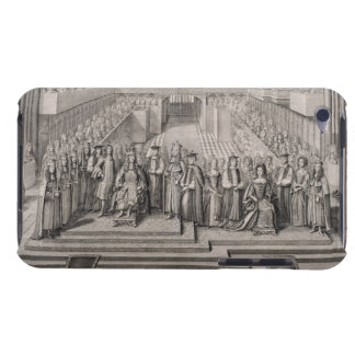 The Coronation of King James II (1633-1701) and hi Barely There iPod Cover