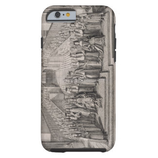 The Coronation of King James II (1633-1701) and hi Tough iPhone 6 Case