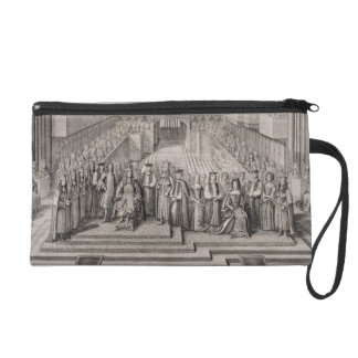 The Coronation of King James II (1633-1701) and hi Wristlet
