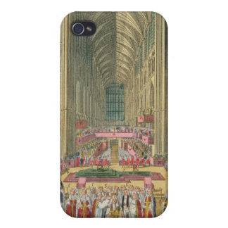 The Coronation of King James II (1633-1701) from a iPhone 4/4S Cover