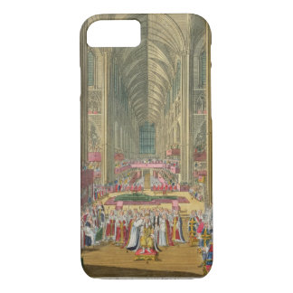 The Coronation of King James II (1633-1701) from a iPhone 7 Case