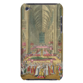 The Coronation of King James II (1633-1701) from a iPod Touch Case