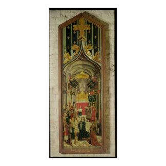 The Coronation of Louis XII Poster