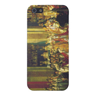The Coronation of Napoleon by Jacques Louis David Case For iPhone SE/5/5s