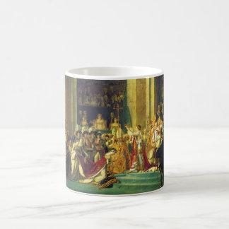 The Coronation of Napoleon by Jacques Louis David Coffee Mug