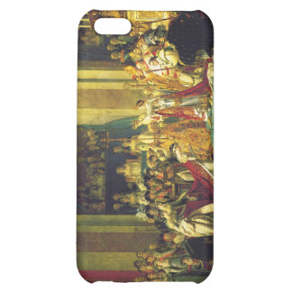 The Coronation of Napoleon by Jacques Louis David iPhone 5C Case