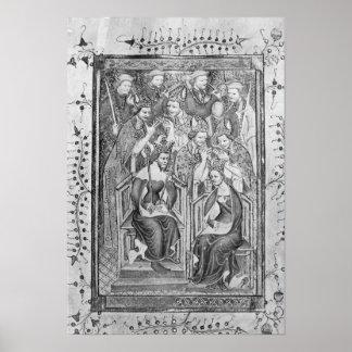 The Coronation of Richard II Poster