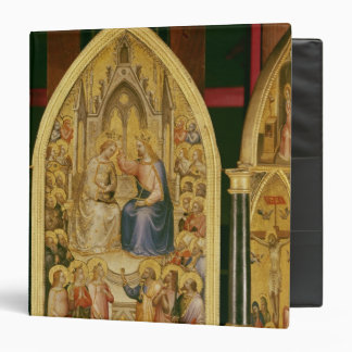 The Coronation of the Virgin, and Other Scenes Vinyl Binder