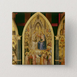 The Coronation of the Virgin, and Other Scenes Button