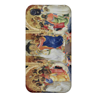 The Coronation of the Virgin Case For iPhone 4