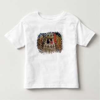 The Coronation of the Virgin in Paradise, 1438 Toddler T-shirt