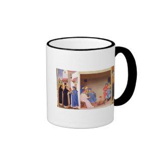 The Coronation of the Virgin Ringer Mug