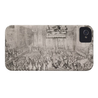 The Coronation of William of Orange (1650-1702) an iPhone 4 Cases