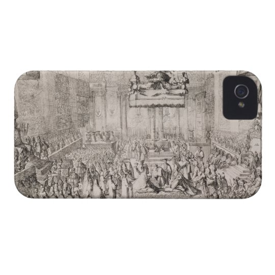 The Coronation of William of Orange (1650-1702) an iPhone 4 Cover