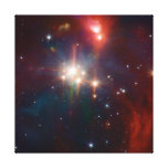 The Coronet Cluster Gallery Wrap Canvas