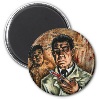 The Corpse Vanishes Magnet