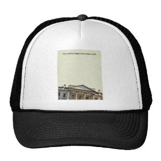 The Correction Begins  11-8-2016 Trucker Hat