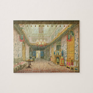 The Corridor or Long Gallery in its Final Phase, f Jigsaw Puzzle