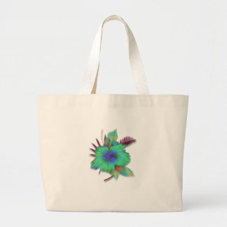 The Corsage Large Tote Bag
