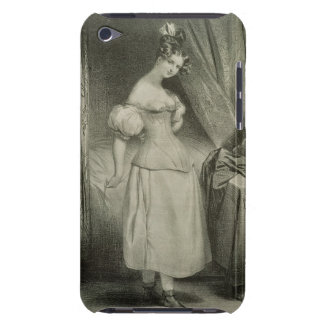 The Corset, engraved by Alfred Leon Lemercier (fl. iPod Touch Case-Mate Case