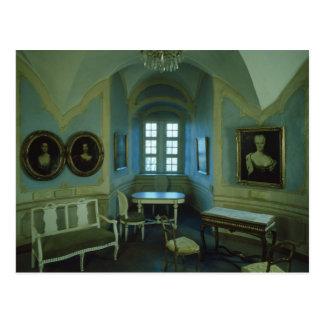 The Cosel Room, Burg Stolpen, c.1100 Postcard
