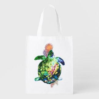 The Cosmic Color Bringer Grocery Bag
