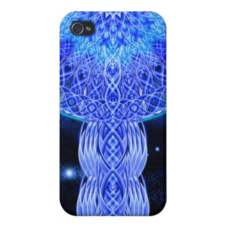 The Cosmic Cross iPhone 4 Cover