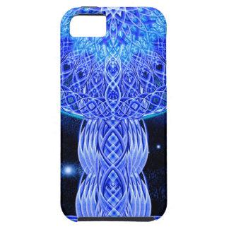 The Cosmic Cross iPhone SE/5/5s Case