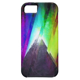 The Cosmic Pyramid iPhone SE/5/5s Case