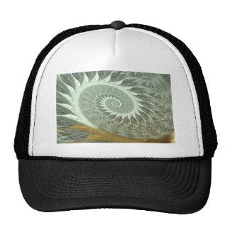 The Cosmic Spiral - Sacred Geometry Golden Spiral Trucker Hat