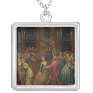 The Costume Ball Silver Plated Necklace