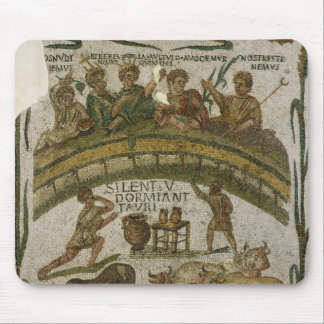 The Costume Banquet, from El-Jem  c.200-220 Mouse Pad