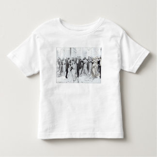 The Cotillon, from 'Daily Life Upstairs', 1902 Toddler T-shirt