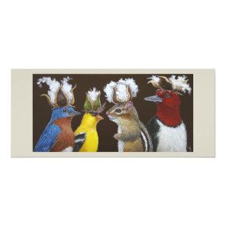 The Cotton Club flat card