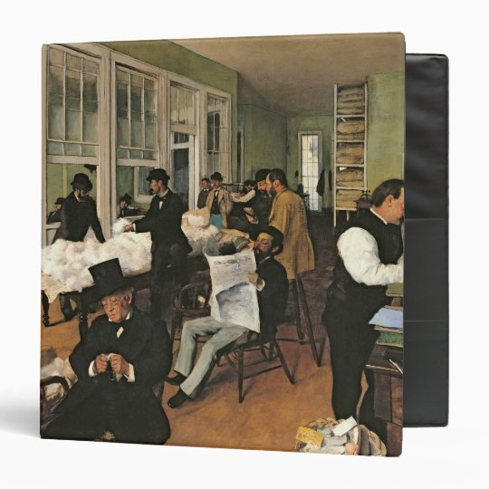 The Cotton Exchange, New Orleans, 1873 Binder