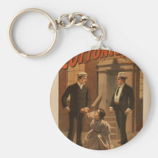 The Cotton King, 'What Does This Mean?' Vintage Th Keychains