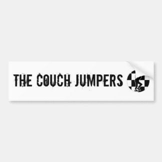 The Couch Jumpers sticker