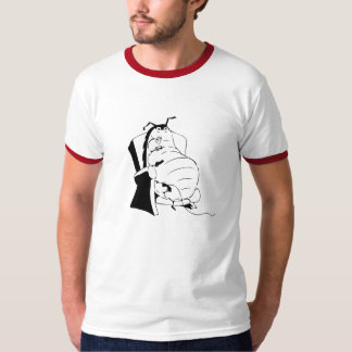 The Couch Potato Bug B/W T-Shirt