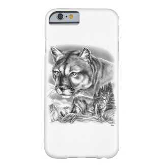 the cougar barely there iPhone 6 case
